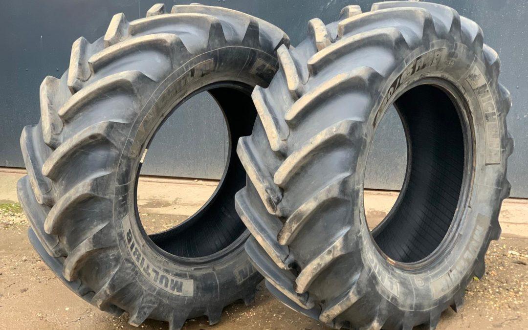 Banden 480/65r28 Michelin